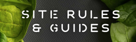 site rules and guide header